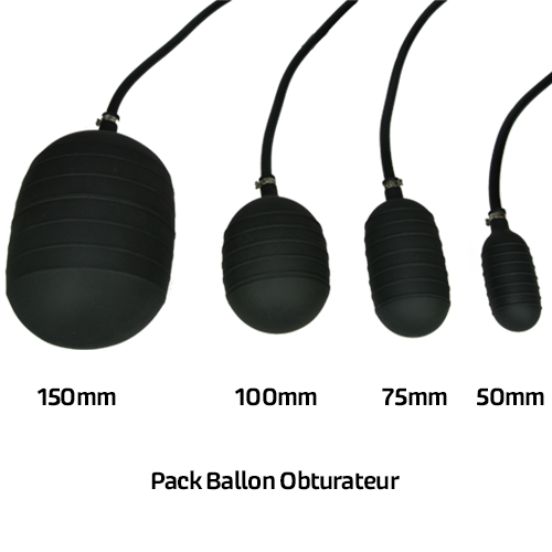 Pack Ballon obturateur