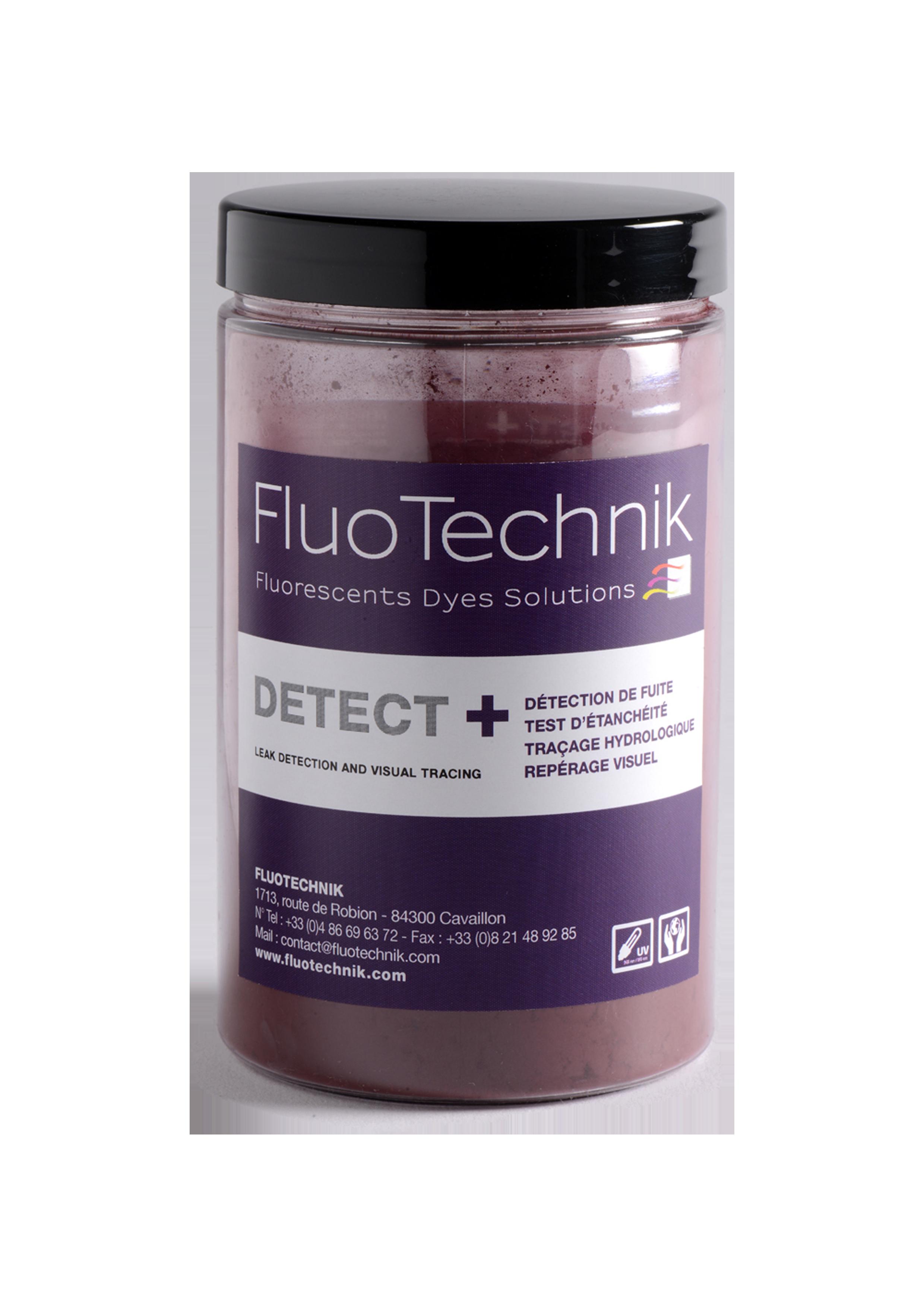 traceur violet fluorescent uv pour leau en poudre pour dtection de fuite et test - Colorant Pour Fuite Piscine