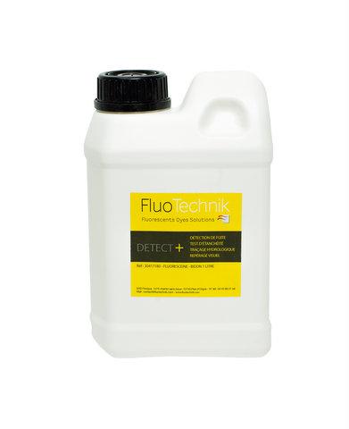 traceur jaune fluorescent pour la dtection de fuite et test dinfiltration dhumidit - Colorant Fuite Piscine