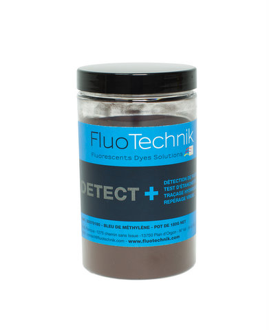 colorant de traage poudre bleu pour mise en eau et test dcoulement de canalisation - Colorant Pour Fuite Piscine